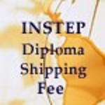 INSTEP Diploma Shipping Fee