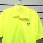 Port Authority-Neon Yellow Golf