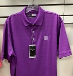 Purple Golf Shirt